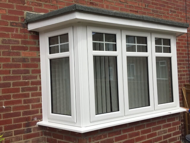 Casement Window - Side View